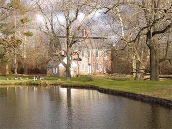 Graeme Park is a 42-acre historic park, featuring the Keith House, the only surviving residence of a Colonial Pennsylvania Governor.